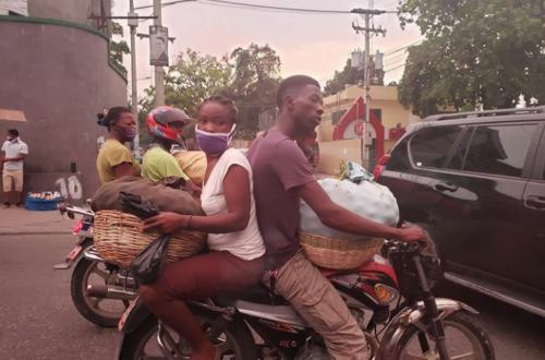 Article : Covid-19 Ayiti : Le peuple n'a pas pris le risque de se livrer à l'État